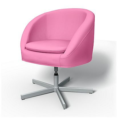 Skruvsta Swivel Chair Cover Chair Covers Bemz Office