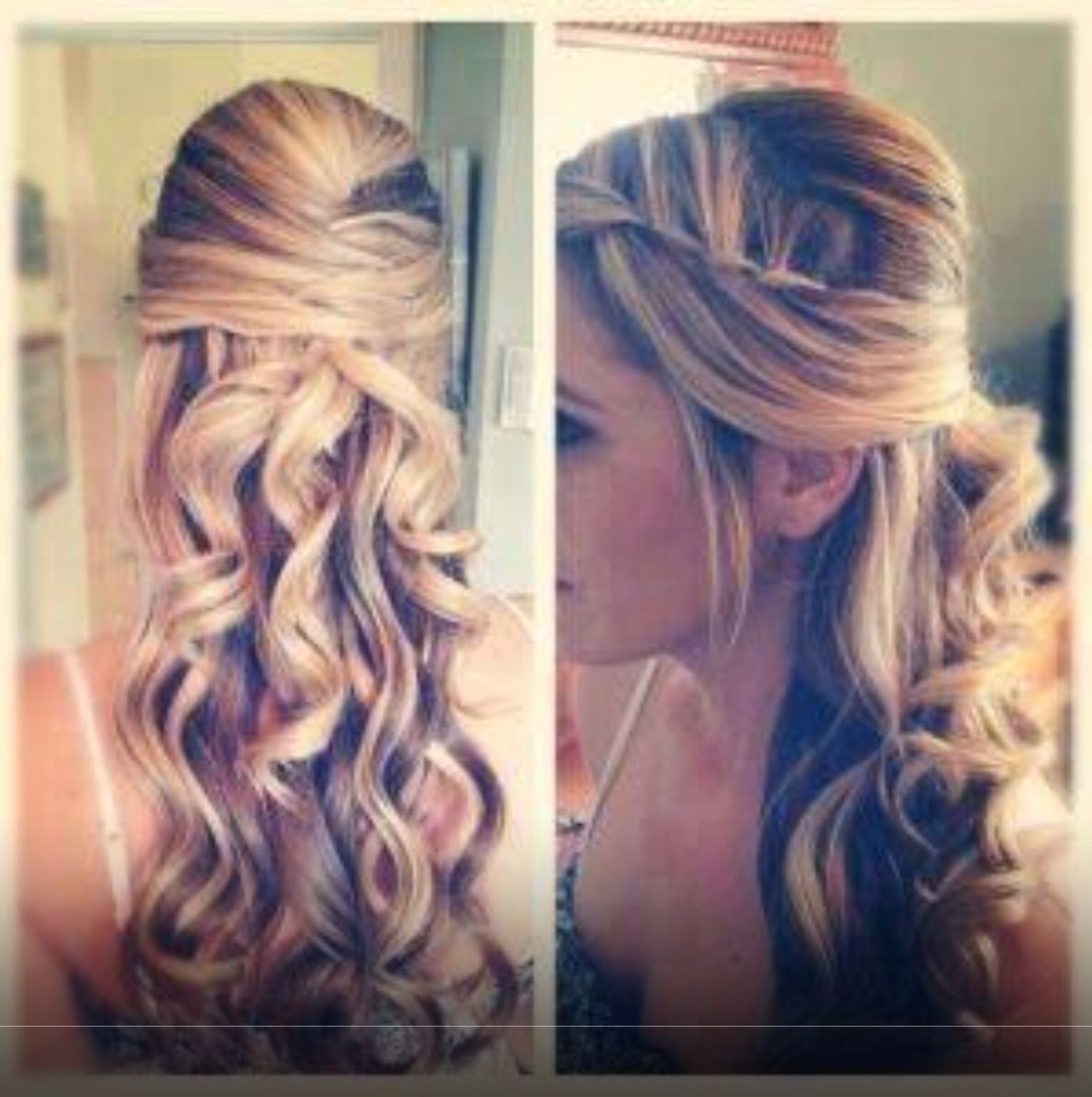 Pin by deanna long on make up and hair tips pinterest hair style