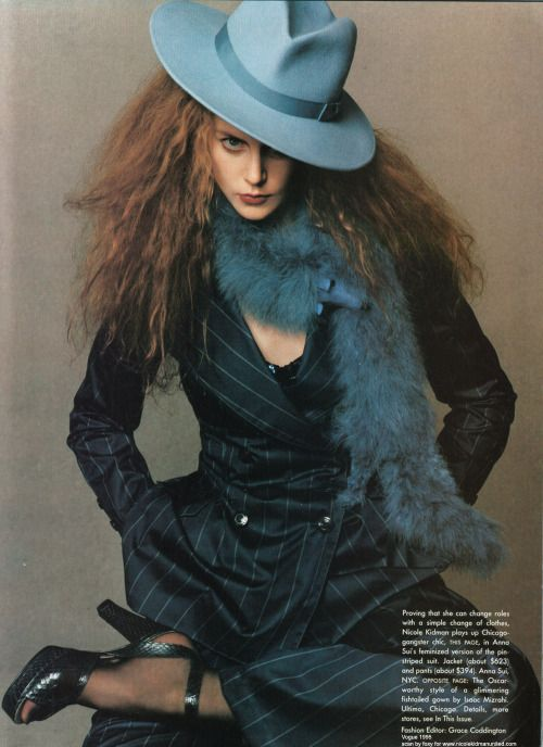 80s/90s/00s | Mode bilder, Nicole kidman