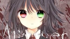 anime heterocromia - Buscar con Google
