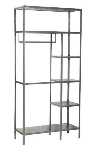 eisen garderobe industriell loft style - produkte - möbelhaus, Attraktive mobel