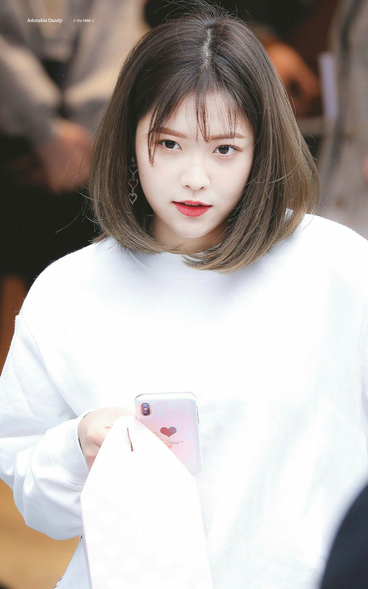 Pin By K Pop Source On Red Velvet Short Hair Styles Red Velvet Hair Styles