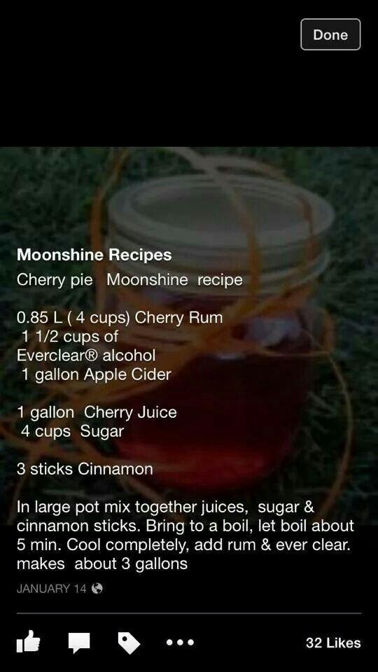 Cherry Pie Shine