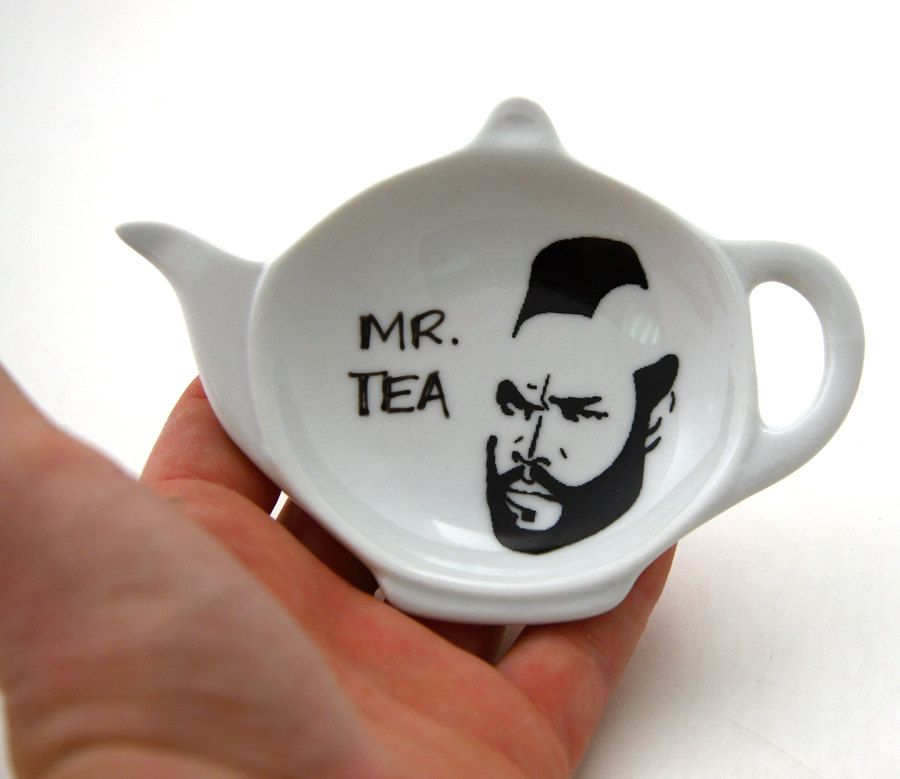 Mr Teabag holder. FOR ANDREW!!
