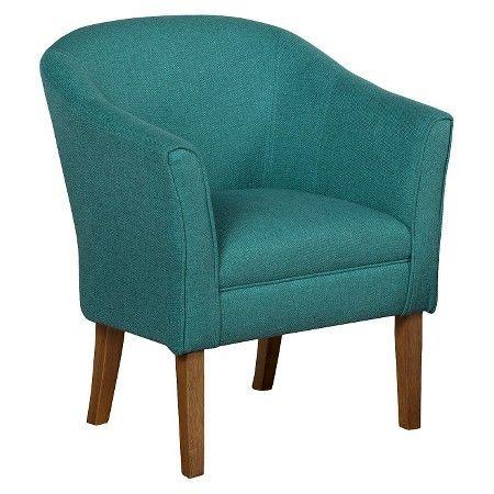 Beau HomePop Textured Tub Chair