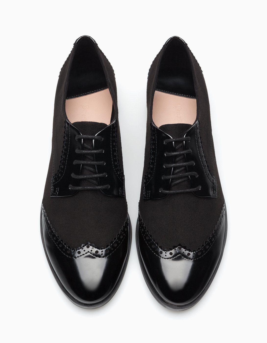 Zapatos negros Apart para mujer QCTuHIH