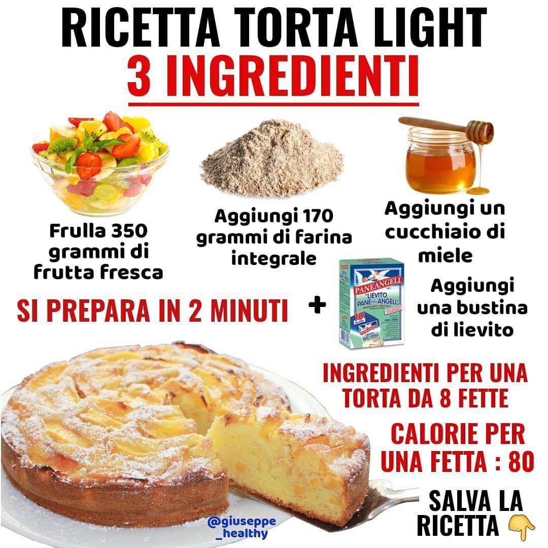 dolci per ricette dietetiche