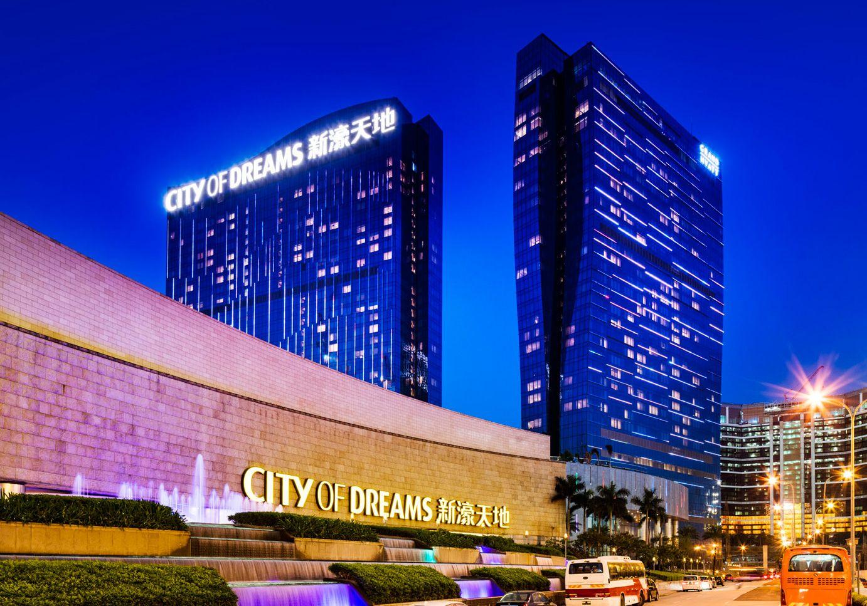 City Of Dreams Macau Hotel