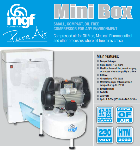 Pin by FPS Air Compressors on MGF Air Compressors for