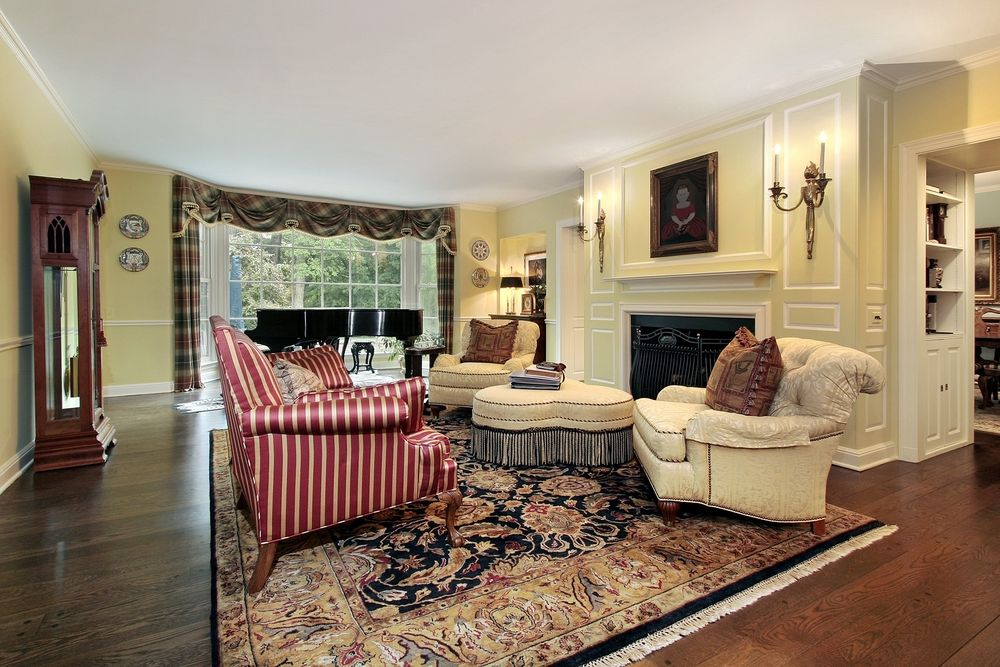 100 Examples Of Living Rooms With Area Rugs Photos