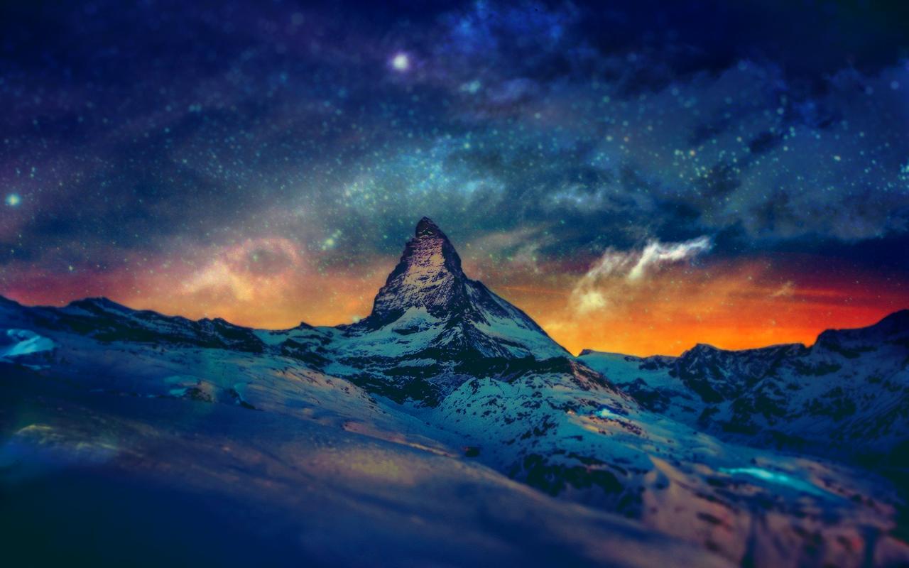 Matterhorn Mountain, Switzerland | World Map | Pinterest ...