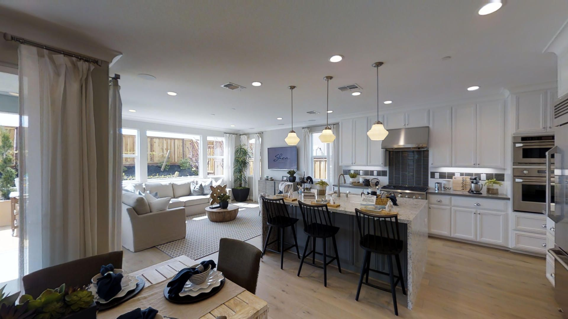 Model homes in mountain house ca