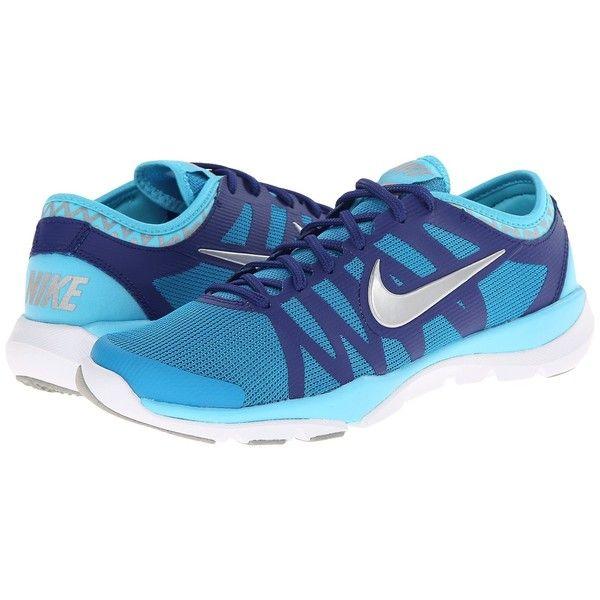 d05acdb0397b Nike Flex Supreme TR 3 Women s Cross Training Shoes (110 AUD) ❤ liked on