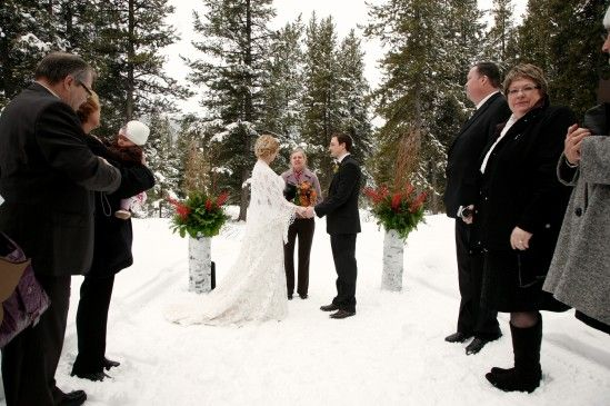 I Love Outdoor Winter Weddings Photo Pmg Image Design Cherry Tree Occasions