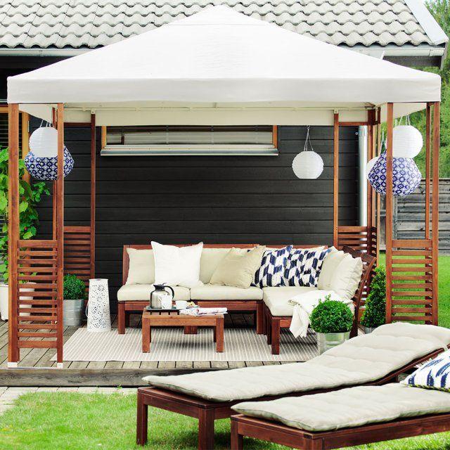 Tonnelle De Jardin Notre Sélection Outdoor Living