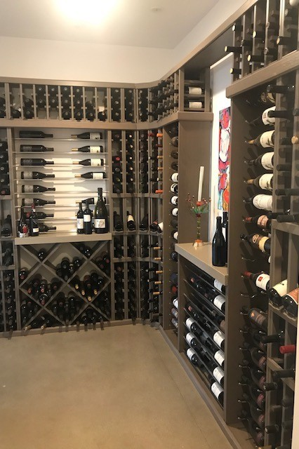 Custom Winecellar Customersubmitted Westorewine Wine Cellar