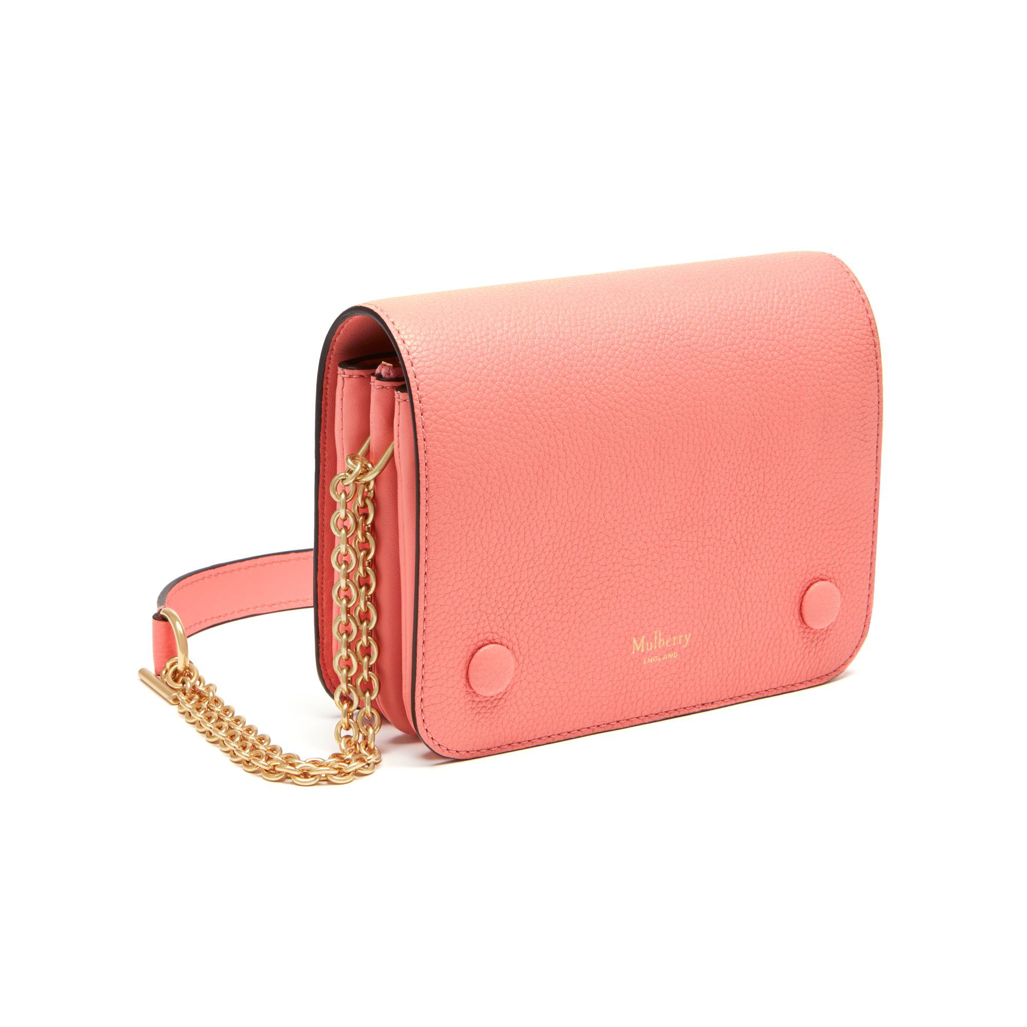 Shop the Small Clifton in Macaroon Pink Leather at Mulberry.com. The Small  Clifton 890aba177f2c1