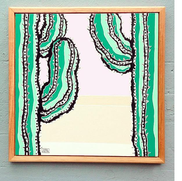 Lauren Webster art piece