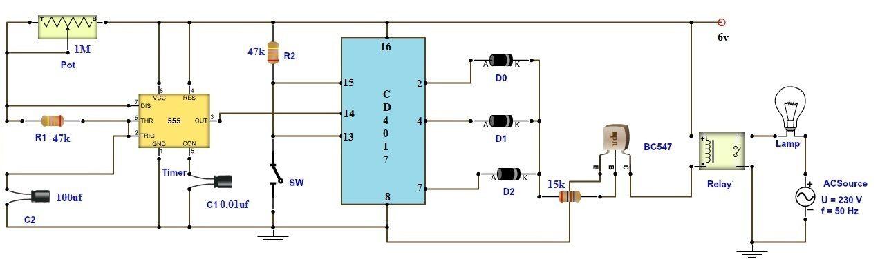 Off Delay Timer Tof Function Block Function Diagram Programming Tutorial Block Diagram