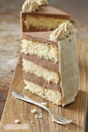Photo of Chocolate espresso cake – Lissi's Passion