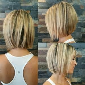 Medium Stacked Hairstyles - Bing images | show hairstylist ...