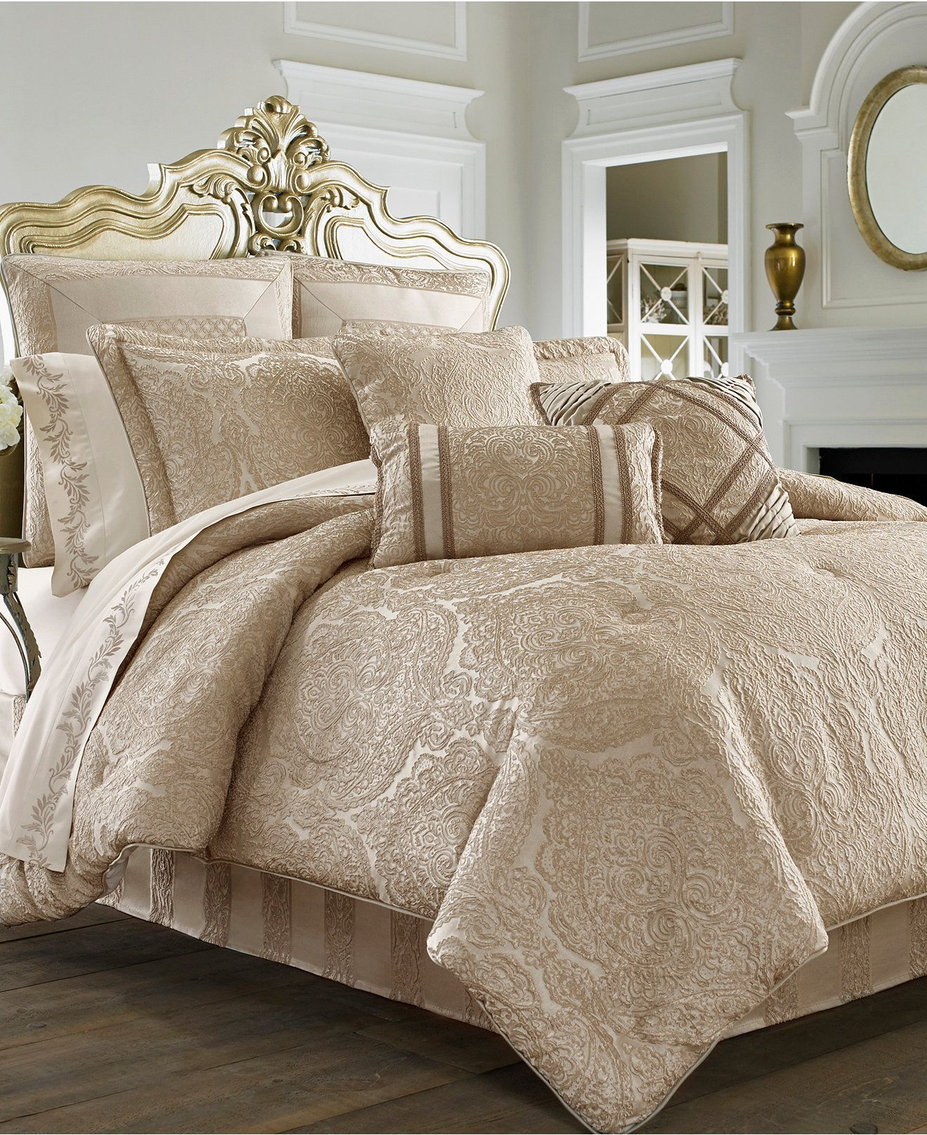 J Queen New York Renaissance Comforter Sets Bedding Collections