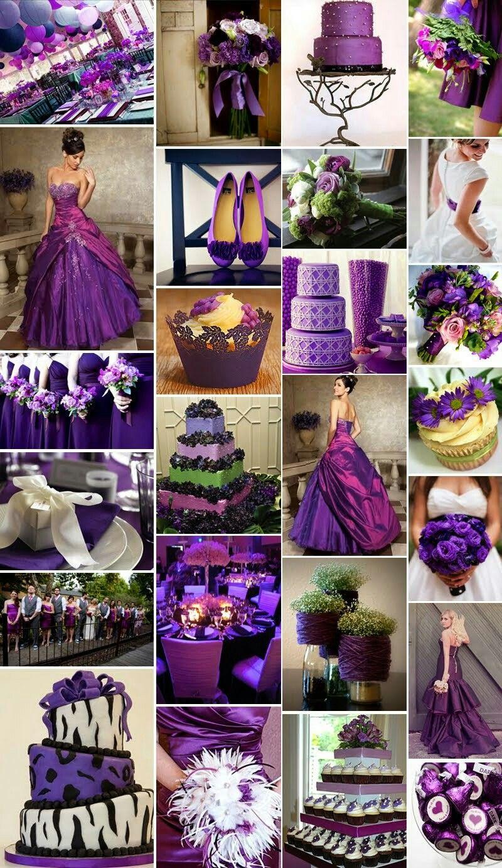 Pin By Sarah Scott On Wedding Purple Wedding Decorations Purple