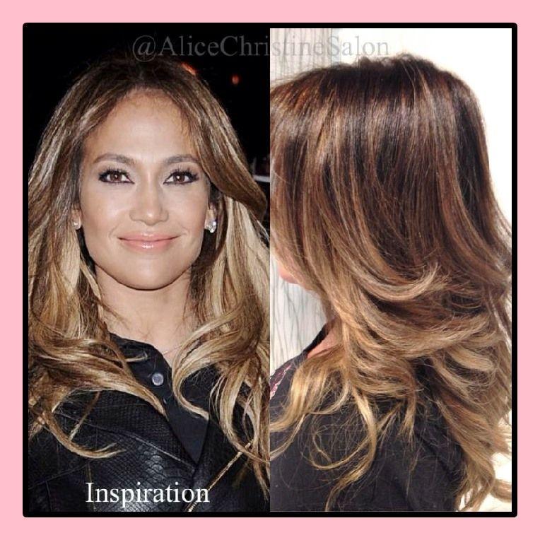 Jennifer lopez haarfarbe loreal