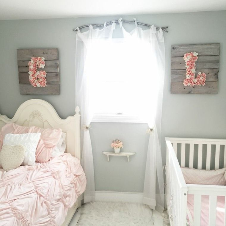 m dchenzimmer im shabby chic stil kinderzimmer pinterest kinderzimmer m dchenzimmer und. Black Bedroom Furniture Sets. Home Design Ideas