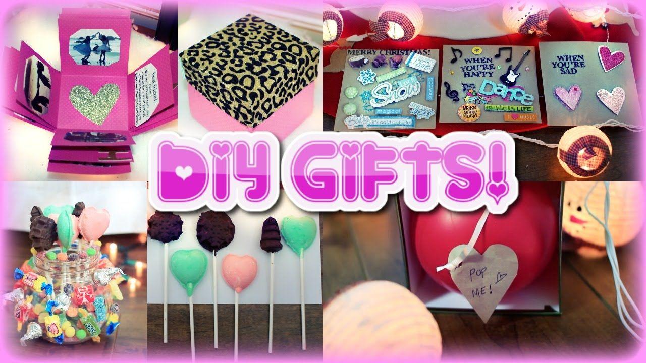 Super Cute Simple DIY Christmas Gifts
