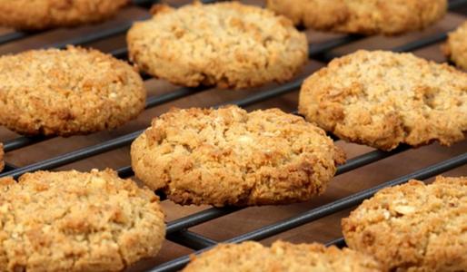 печенье с овсяных хлопьев рецепт с фото