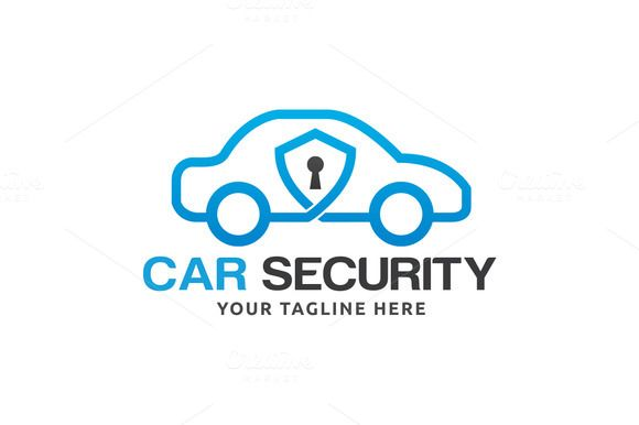 Car Security Logo by Martin-Jamez on Creative Market