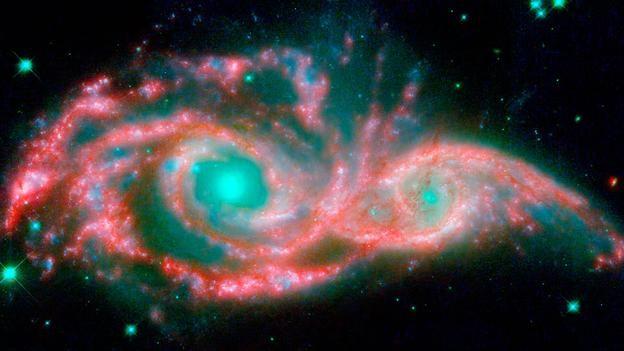 magic galaxies