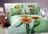 sunflower pillow cases - Google Search #sunflowerbedroomideas
