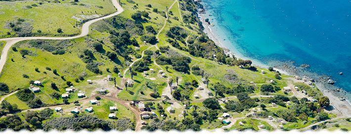 Two Harbors Camping Visit Catalina Island Catalina Island