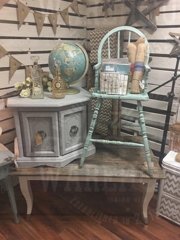 We Have Some Of The Most Beautifully Painted Furniture Here @ The Rustic  Warehouse In Rockwall