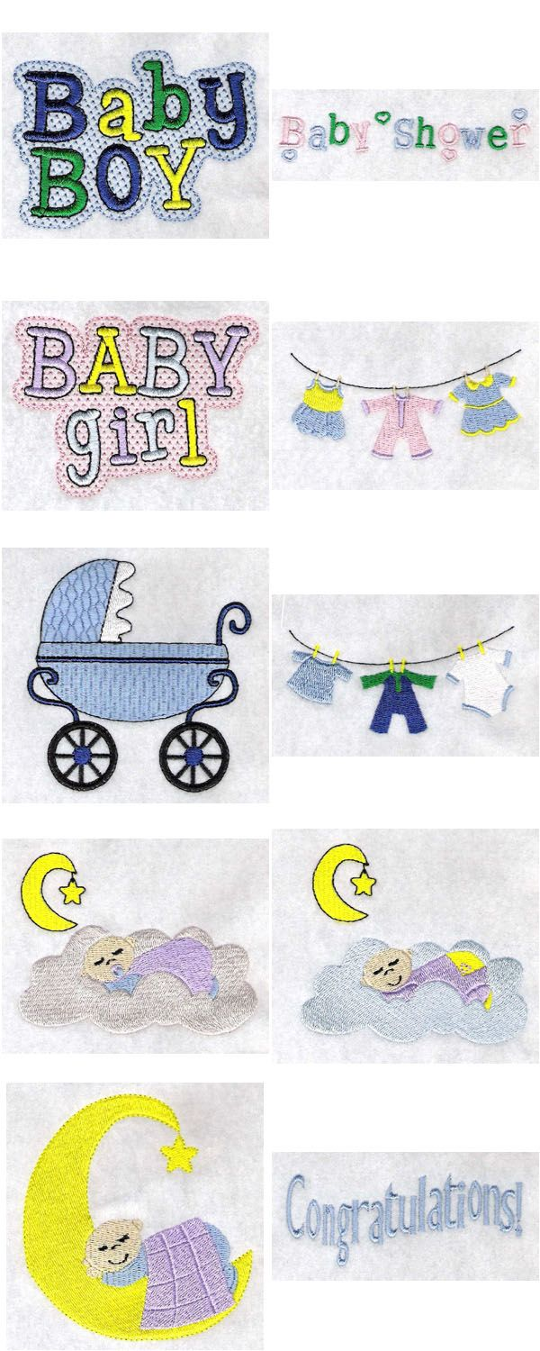 machine embroidery projects | Machine Embroidery Projects from Perfect Little Stitches