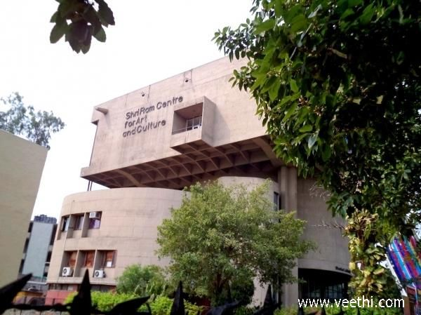 Shri ram Center for Art and Culture, New Delhi