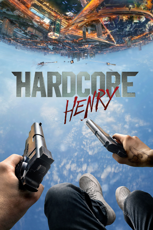 Hardcore Henry Movie Poster - Sharlto Copley, Danila Kozlovsky, Haley Bennett  #HardcoreHenry, #SharltoCopley, #DanilaKozlovsky, #HaleyBennett, #IlyaNaishuller, #ActionAdventure, #Art, #Film, #Movie, #Poster