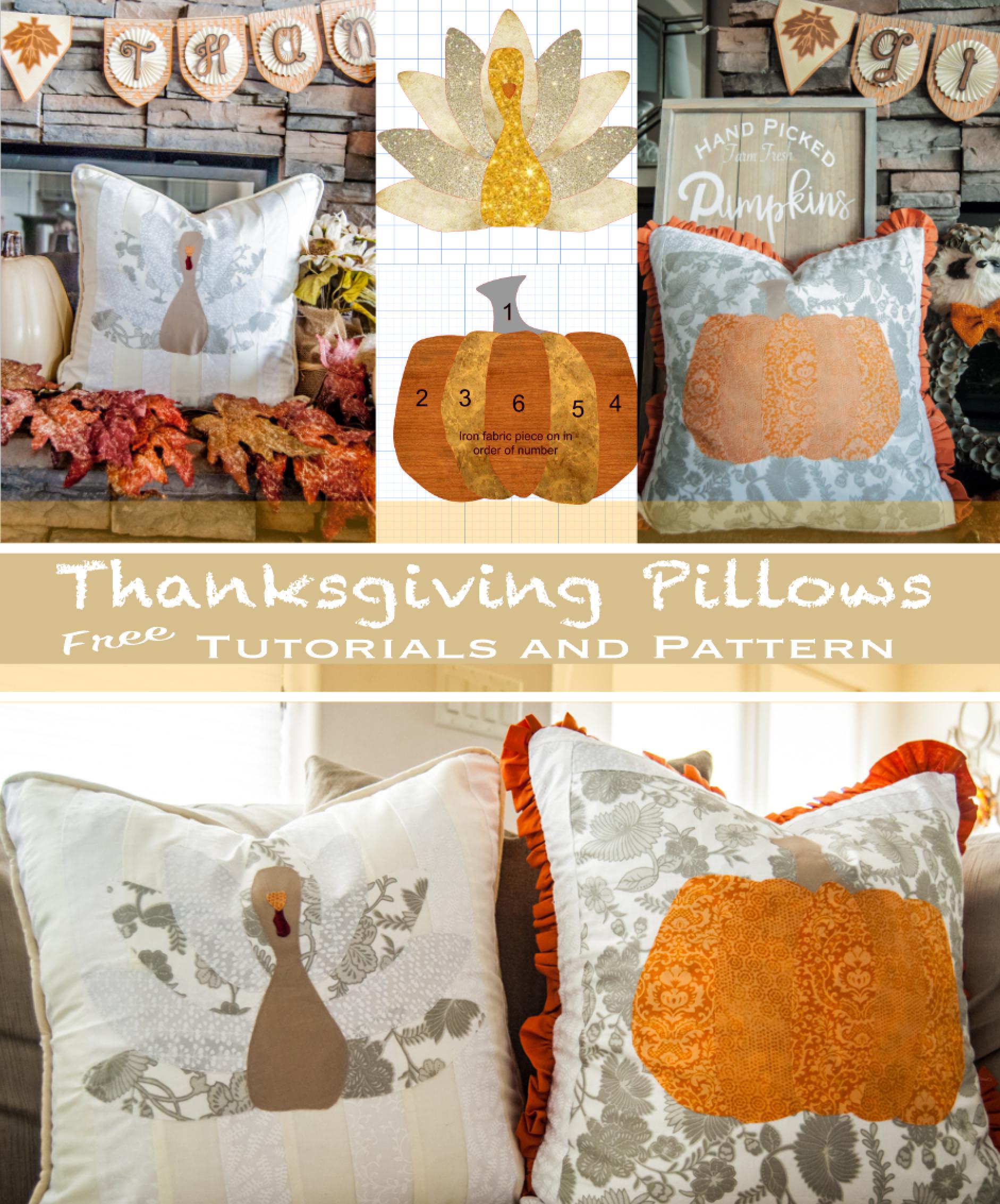 to martha thanksgiving vert pillows pillow seersucker stewart handmade sleeve how