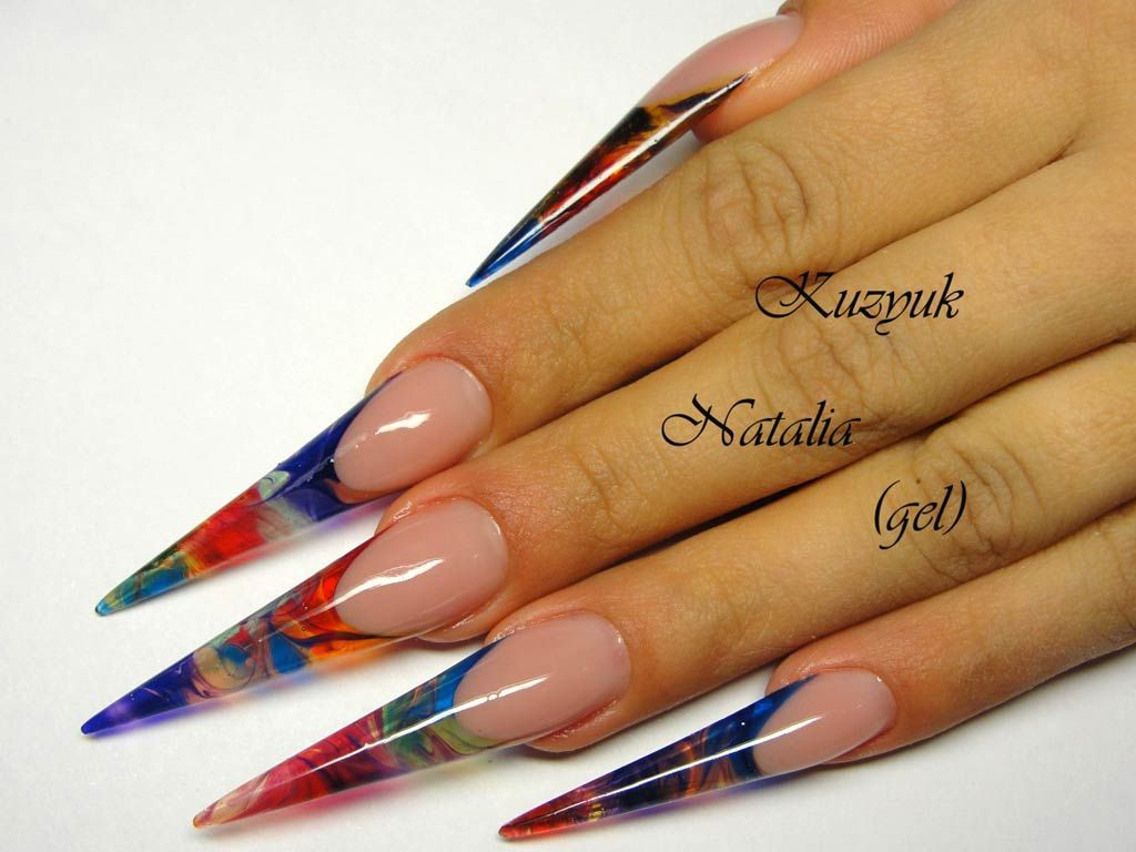 Keeppy Exotic Nails Nails Pinterest Exotic nails Stiletto