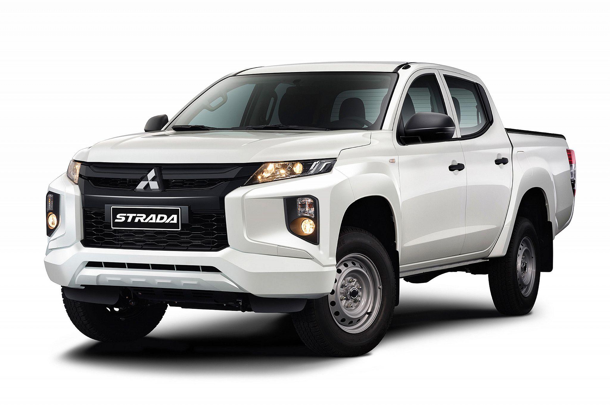 Mundo Quatro Rodas Mitsubishi 2020 Strada Gl Cab Chassis Quietly Em 2020