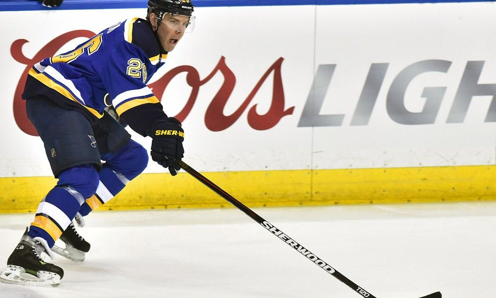 Paul Stastny Due for Big Season With Blues - TSS Last season was anything but smooth for Paul Stastny. After signing a four-year, $28 million deal with the St. Louis Blues, he got hurt early on and never seemed be fully comfortable under a new system.....