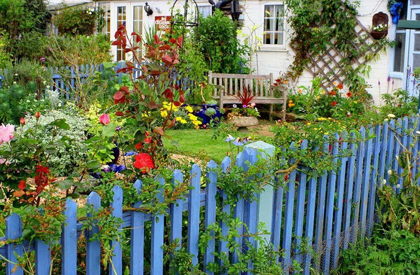 40 Best Garden Fence Ideas Design Pictures Cottage Garden