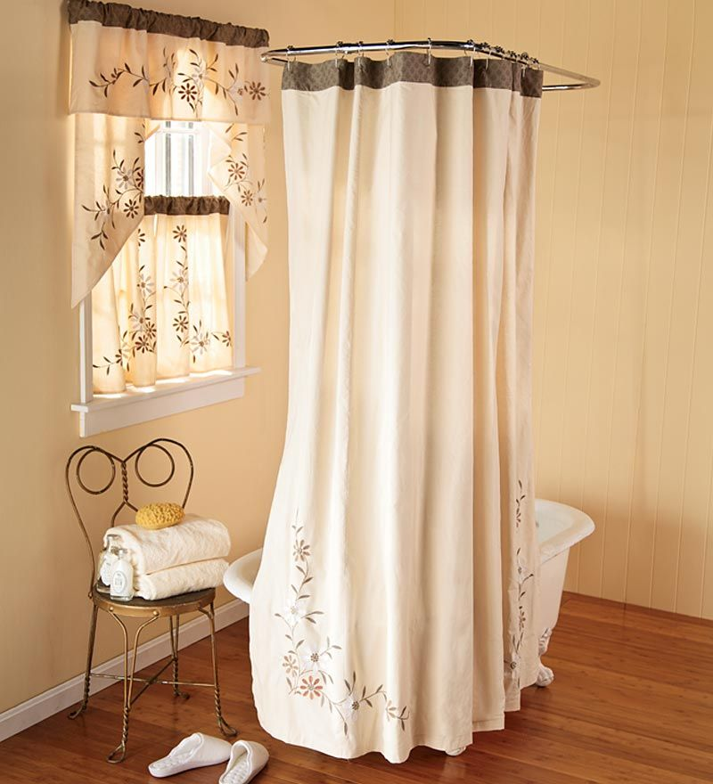 Showercurtainsets Shower And Window Curtains Per Set Will
