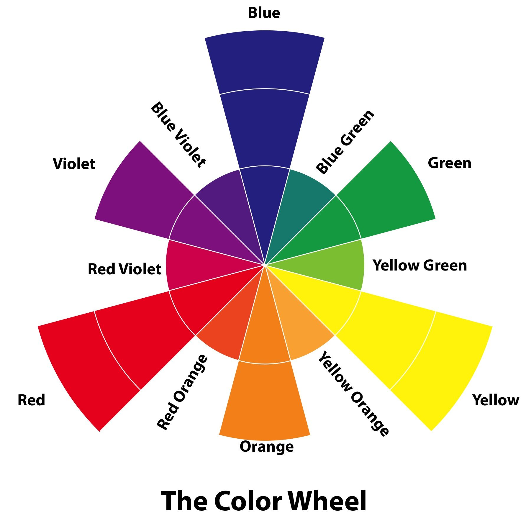Color Wheel Designs
