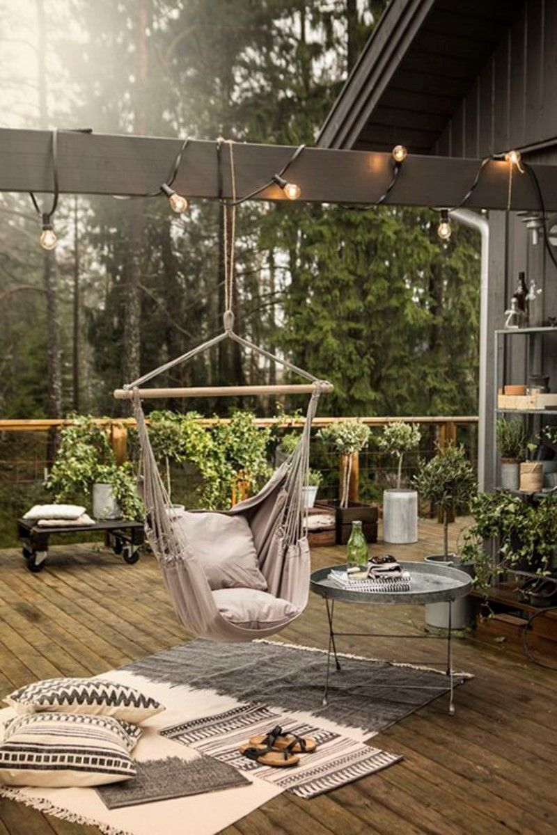 What Is Hot On Pinterest Outdoor Decor Edition Backyard Patio