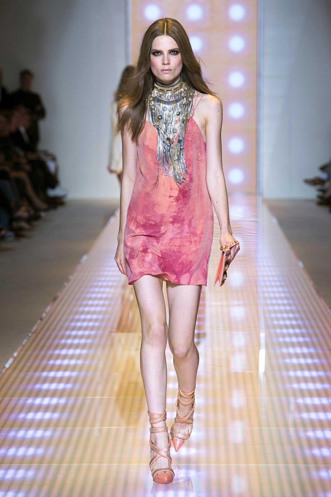 Versace | SS 2013 | Pinterest