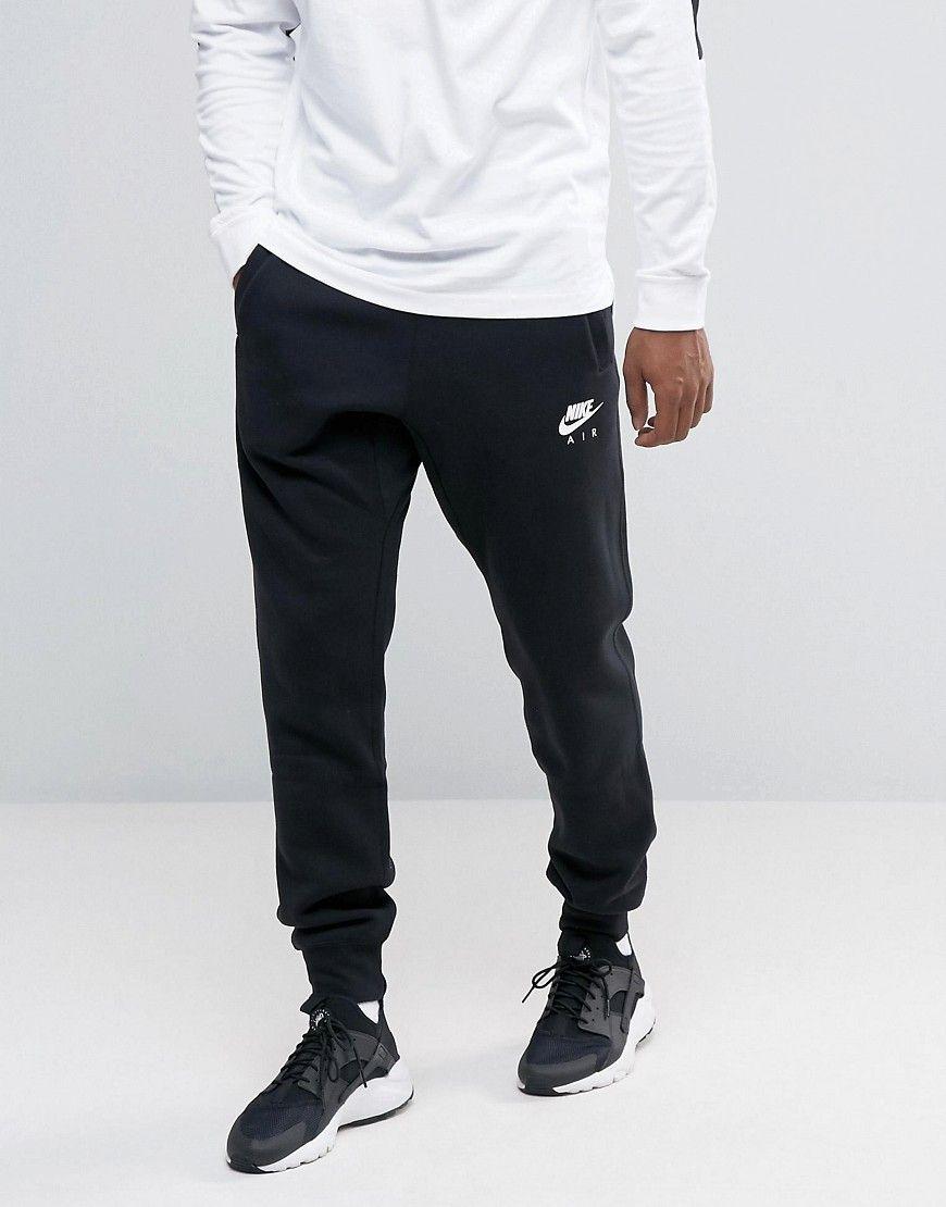 44158ec7b Nike+Skinny+Joggers+In+Black+809060-010   George   Nike skinny ...