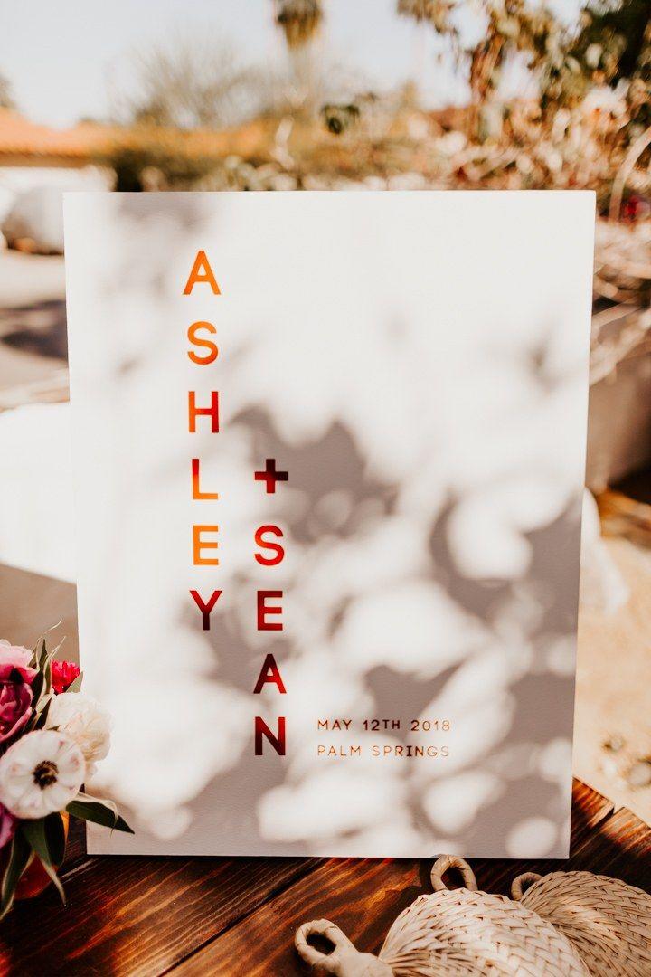An Intimate Wedding at Korakia Pensione in Palm Springs -   15 wedding Design couple ideas